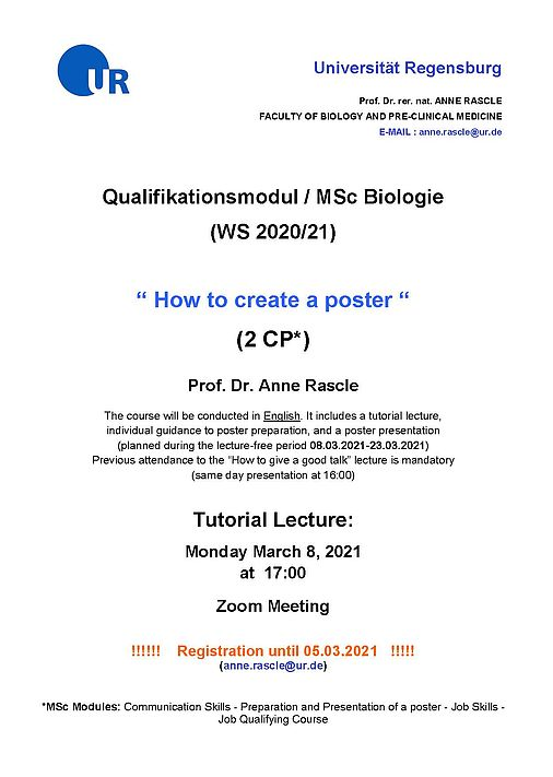Qualifikationsmodul Msc Poster Ad Ws20 21