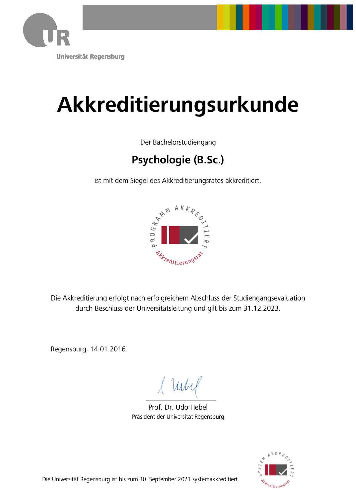 Bewerbung Zulassung Einschreibung Universitat Regensburg 6