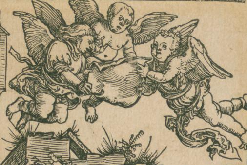 Ausschnitt aus Albrecht Dürer: Marienleben
