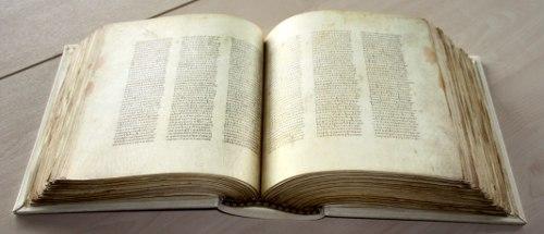 Codex Vaticanus B Ps 1b