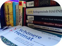 Oberpfalzbibliographie Inhalt