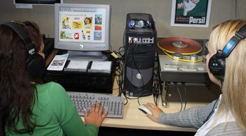 Audiodigitalisierung