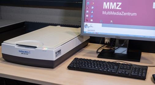 Scanner Scan Maker 9800 XL Plus